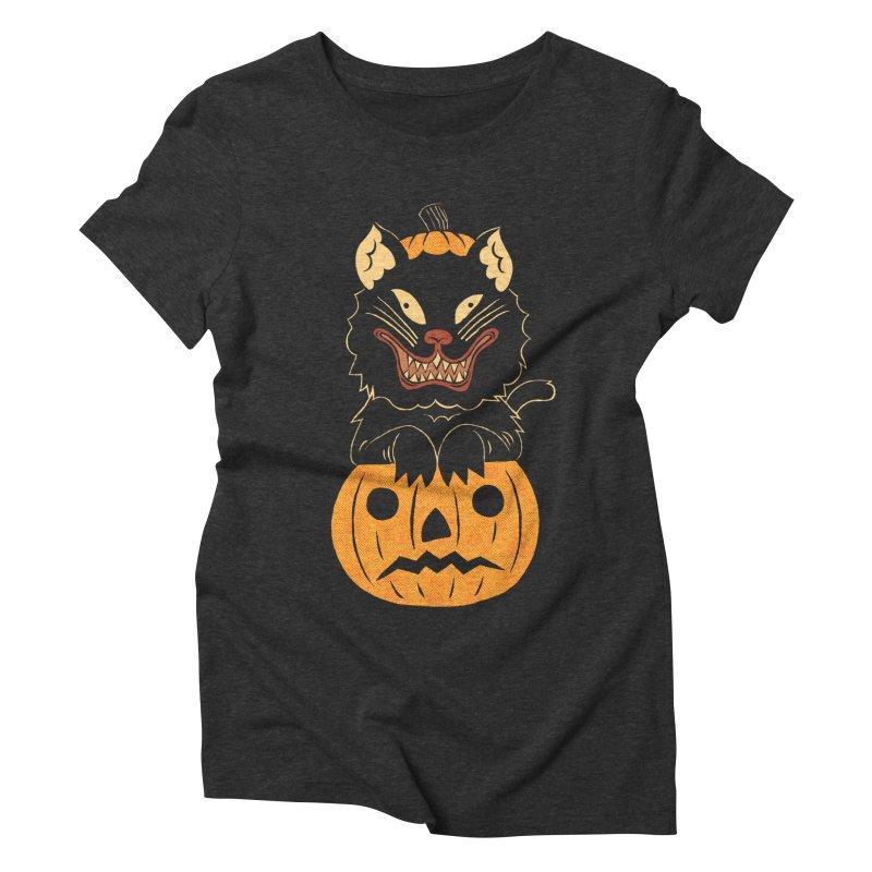 Not THAT Cat Women's T-Shirt by Sam Heimer