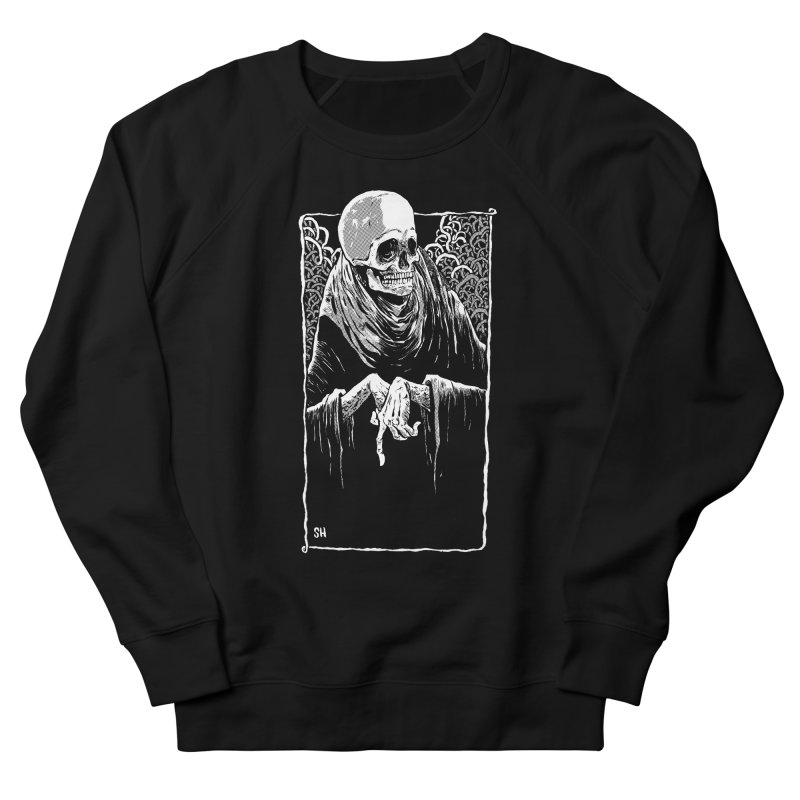 Down There Men's Sweatshirt by Sam Heimer