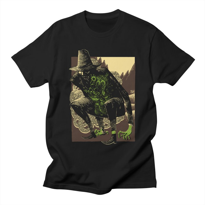 Wilbur Whateley Men's T-Shirt by Sam Heimer