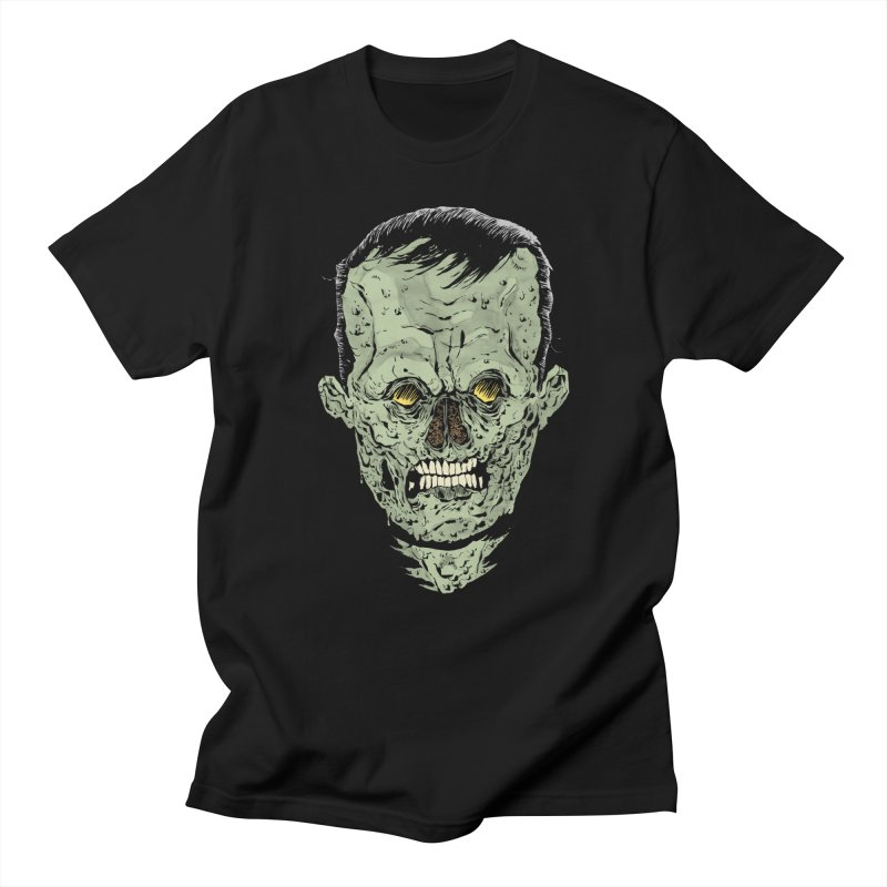 DEAD HEAD Men's T-shirt by Sam Heimer