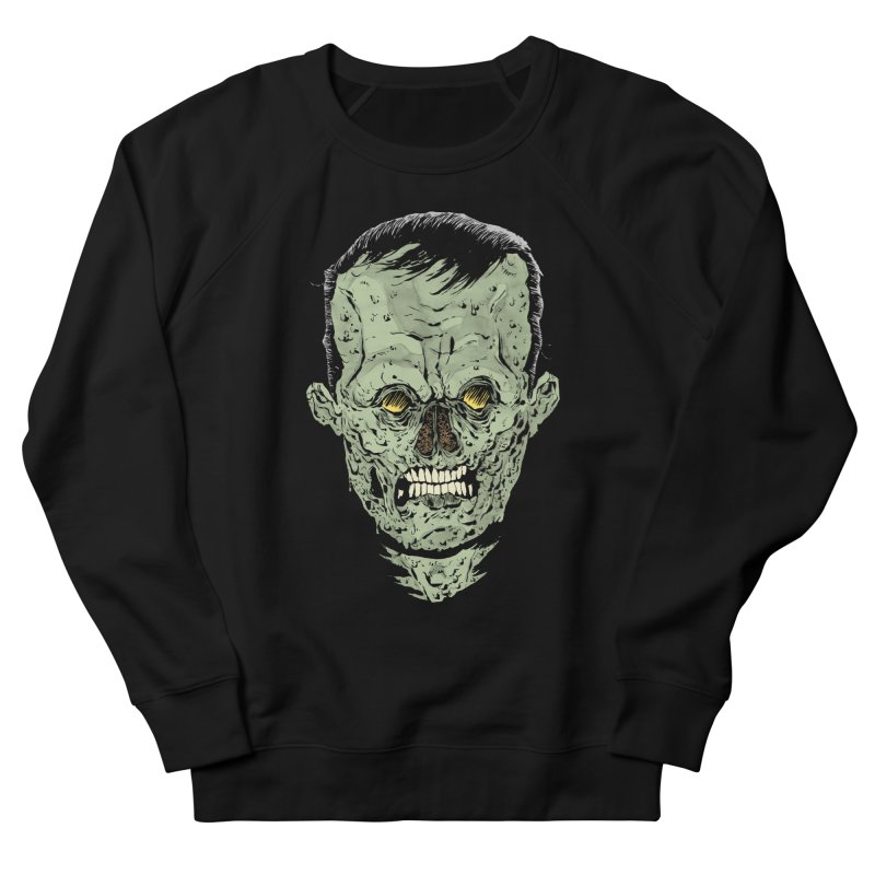 DEAD HEAD Men's Sweatshirt by Sam Heimer