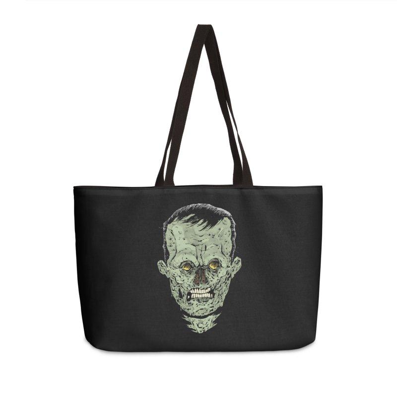 DEAD HEAD Accessories Weekender Bag Bag by Sam Heimer