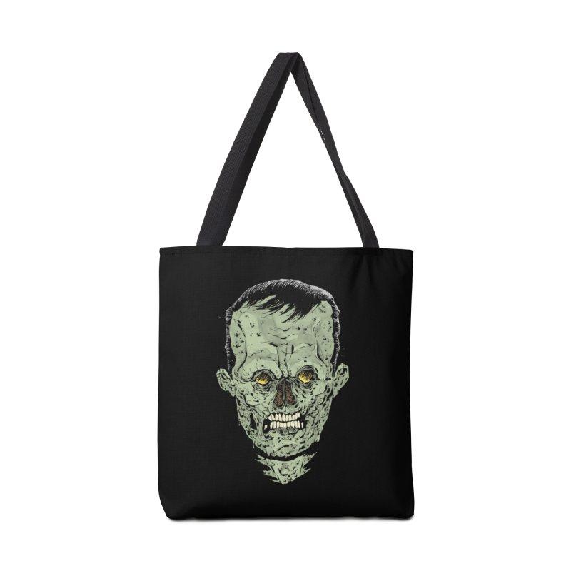DEAD HEAD Accessories Bag by Sam Heimer