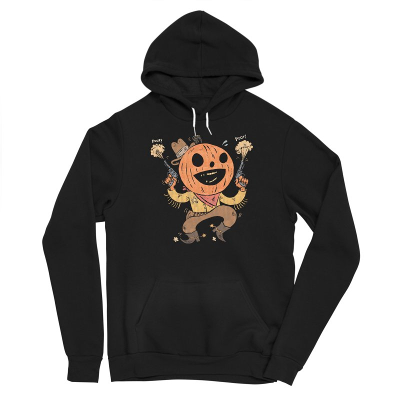 Giddy-Up Halloween! Men's Pullover Hoody by Sam Heimer
