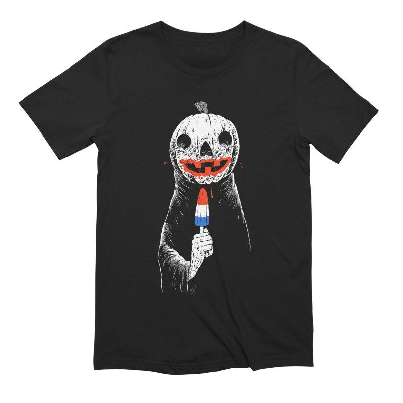 TERRIBLE SUMMER Men's T-Shirt by Sam Heimer