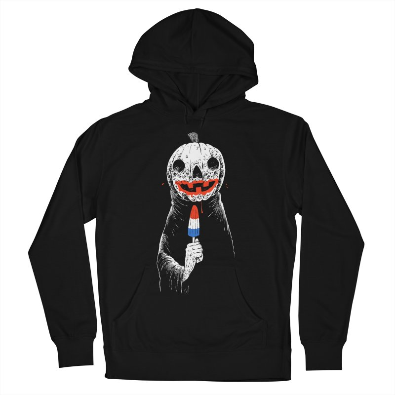 TERRIBLE SUMMER Men's Pullover Hoody by Sam Heimer
