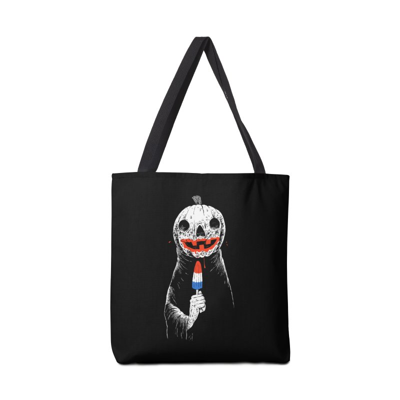 TERRIBLE SUMMER Accessories Tote Bag Bag by Sam Heimer