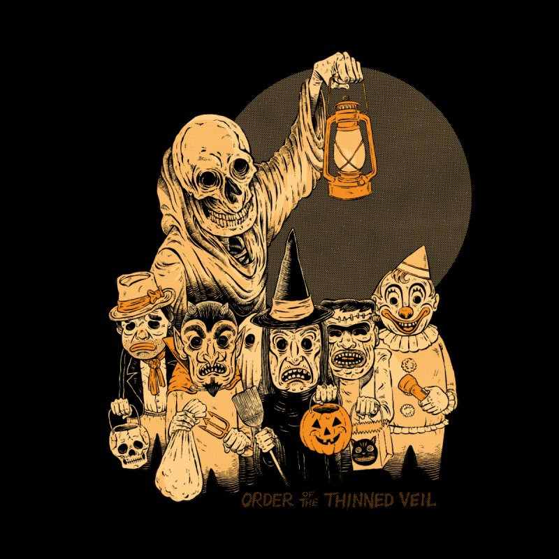OTV 2018 Halloween Shirt by Sam Heimer