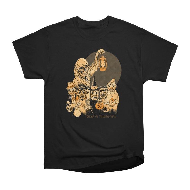 OTV 2018 Halloween Shirt Men's Heavyweight T-Shirt by Sam Heimer