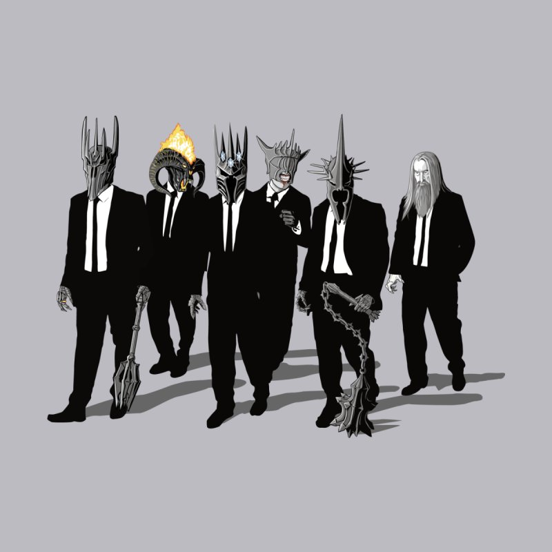 Reservoir Lords ( Mace Variant) by samiel's Artist Shop