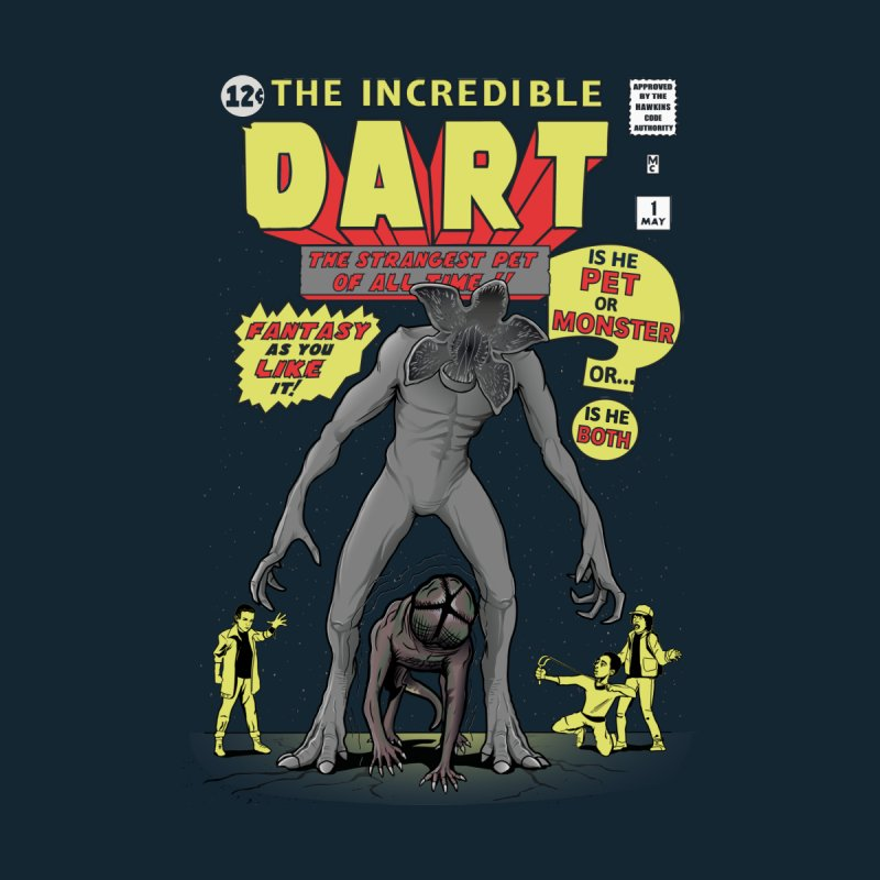 The Incredible Dart by samiel's Artist Shop