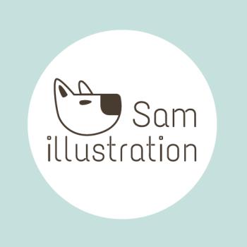 Samillustration Logo