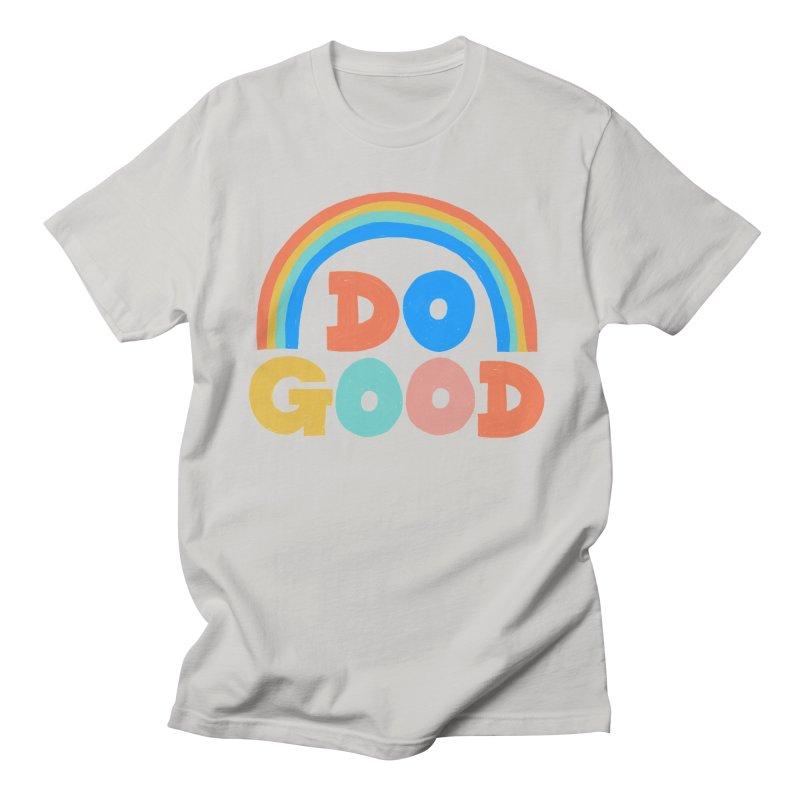 Do Good Men's T-Shirt by Sam Osborne Store