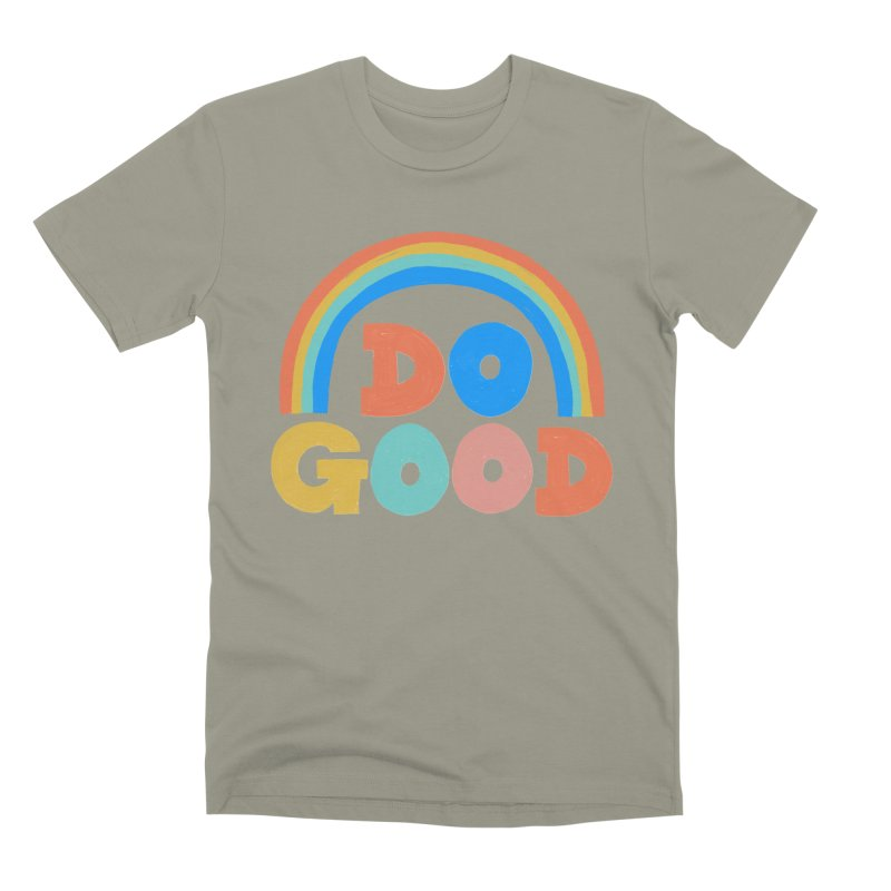 Do Good Men's Premium T-Shirt by Sam Osborne Store