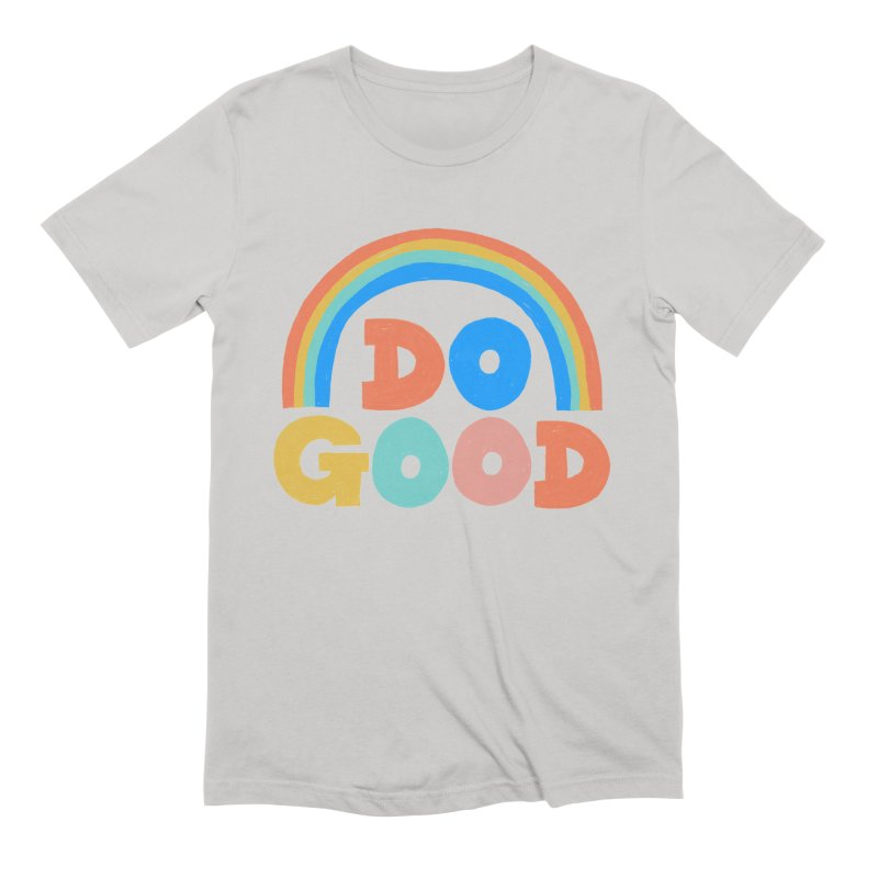 Do Good Men's Extra Soft T-Shirt by Sam Osborne Store