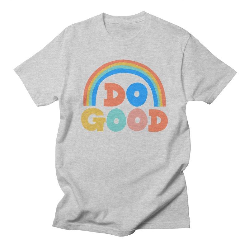 Do Good Men's Regular T-Shirt by Sam Osborne Store