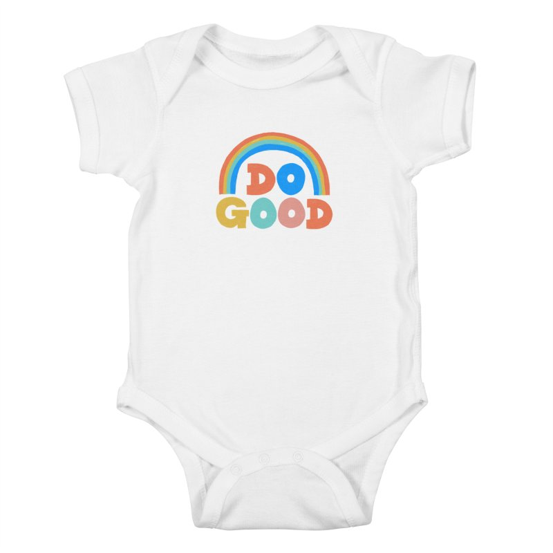 Do Good Kids Baby Bodysuit by Sam Osborne Store