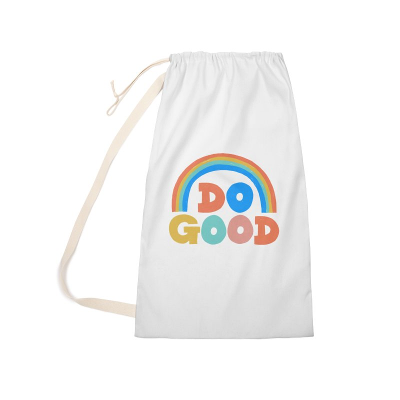 Do Good Accessories Laundry Bag Bag by Sam Osborne Store
