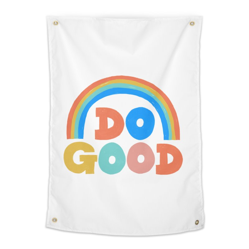 Do Good Home Tapestry by Sam Osborne Store