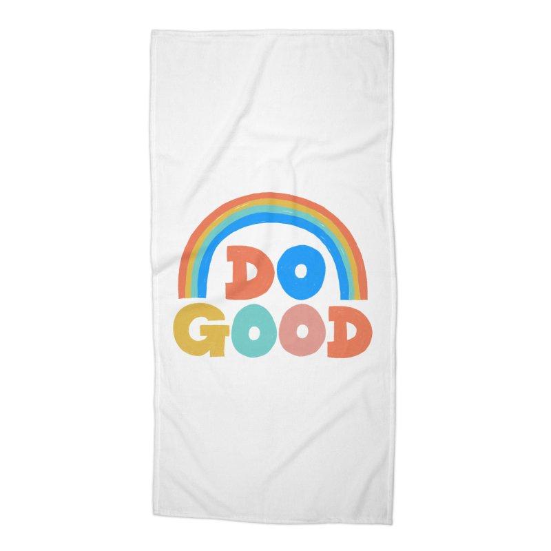 Do Good Accessories Beach Towel by Sam Osborne Store