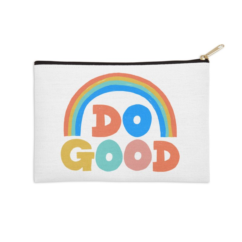 Do Good Accessories Zip Pouch by Sam Osborne Store