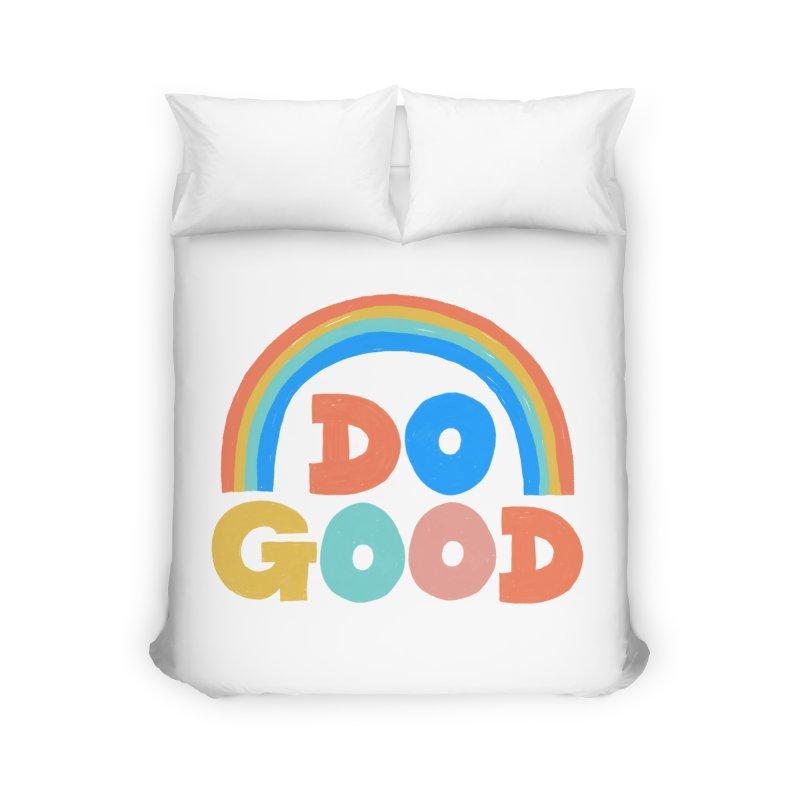 Do Good Home Duvet by Sam Osborne Store
