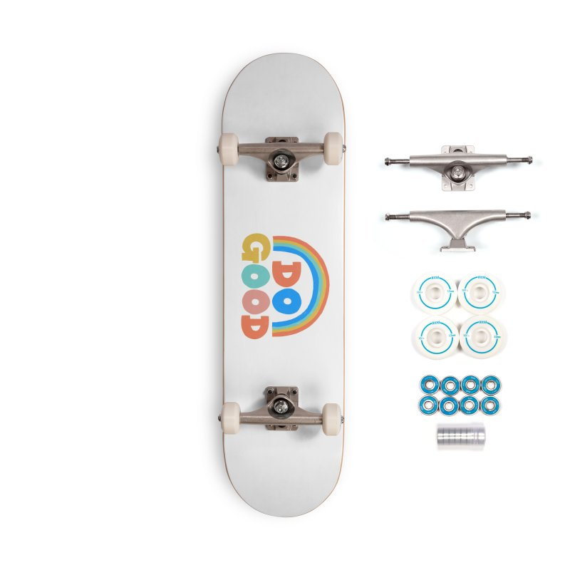 Do Good Accessories Complete - Basic Skateboard by Sam Osborne Store