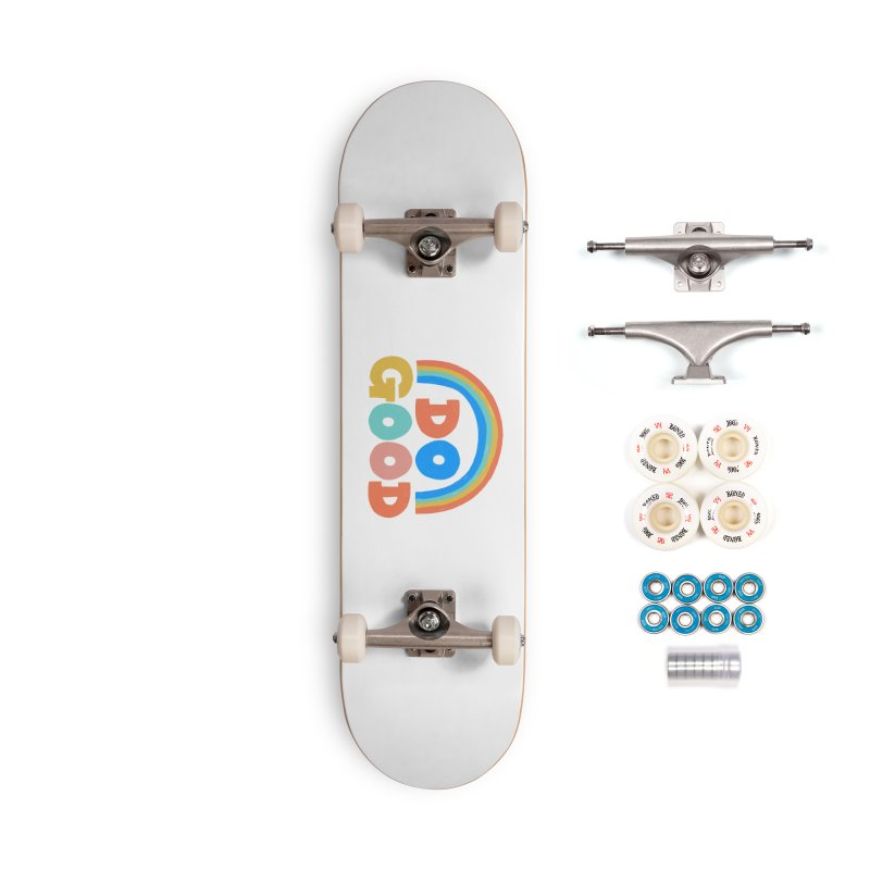 Do Good Accessories Complete - Premium Skateboard by Sam Osborne Store