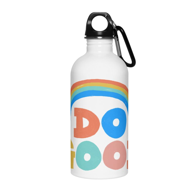 Do Good Accessories Water Bottle by Sam Osborne Store