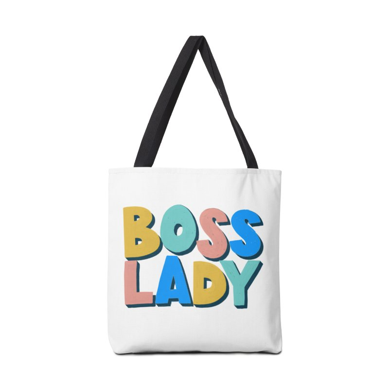 Boss Lady Accessories Bag by Sam Osborne Store