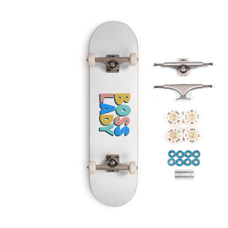 Boss Lady Accessories Complete - Premium Skateboard by Sam Osborne Store