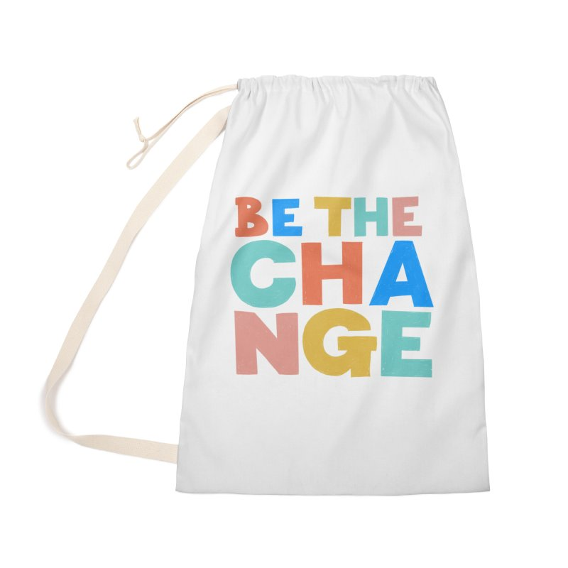 Be The Change Accessories Bag by Sam Osborne Store
