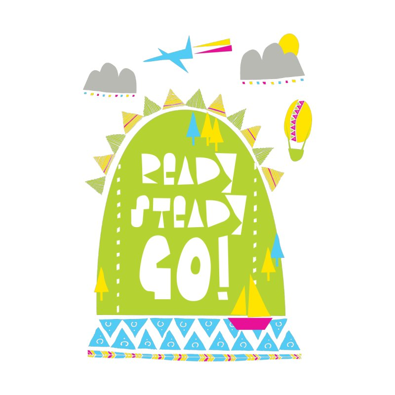 Ready Steady Go! by Sam Osborne Store