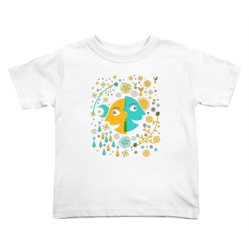 Seasons Kids Toddler T-Shirt by Sam Osborne Store