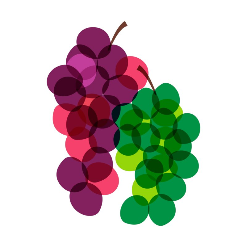 Grapes   by Sam Osborne Store