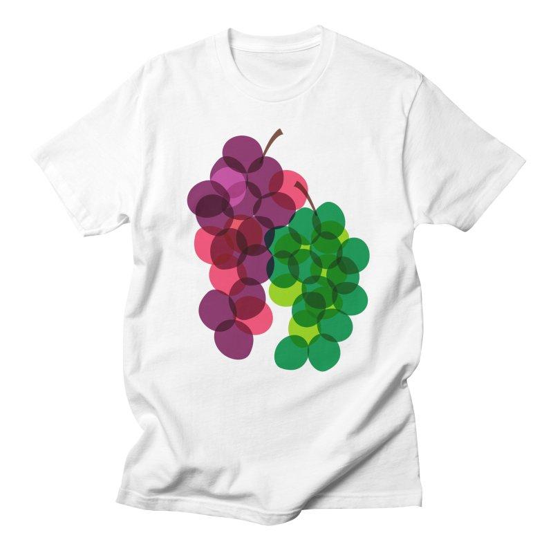 Grapes Men's T-Shirt by Sam Osborne Store