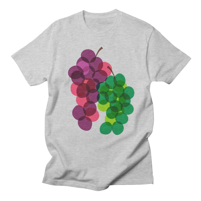 Grapes Men's T-Shirt by Sam Osborne Store