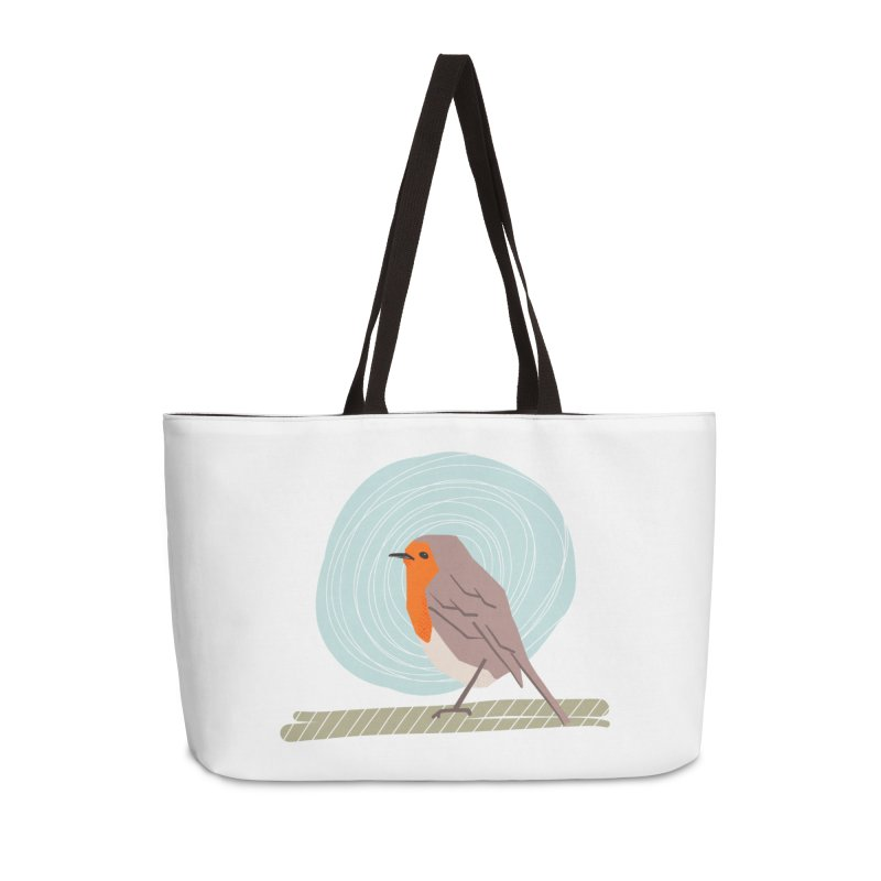 Happy Robin Accessories Weekender Bag Bag by Sam Osborne Store