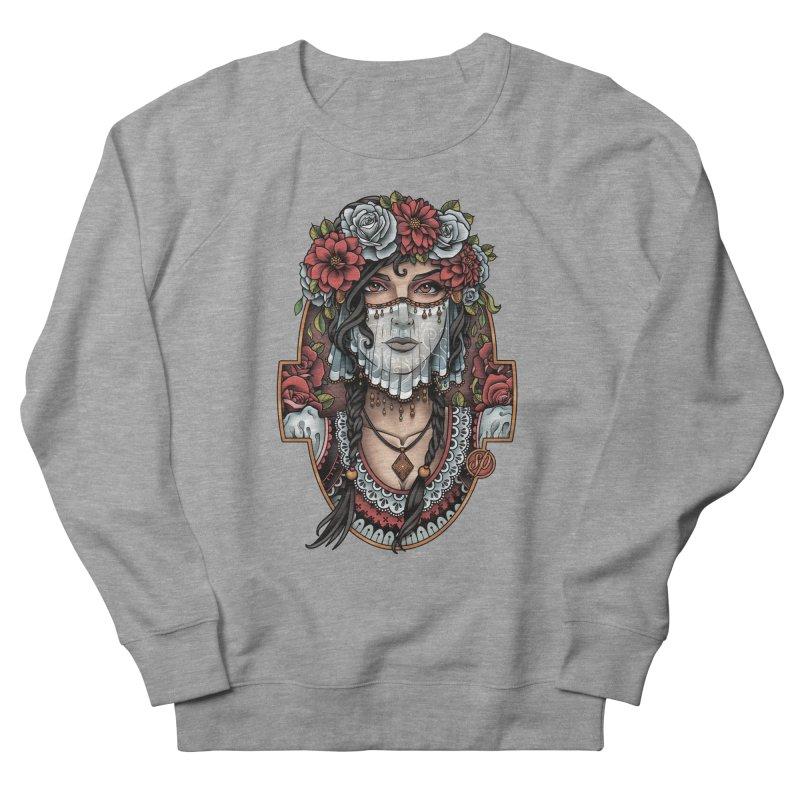 Beautiful Bride Women's Sweatshirt by Sam Phillips Illustration