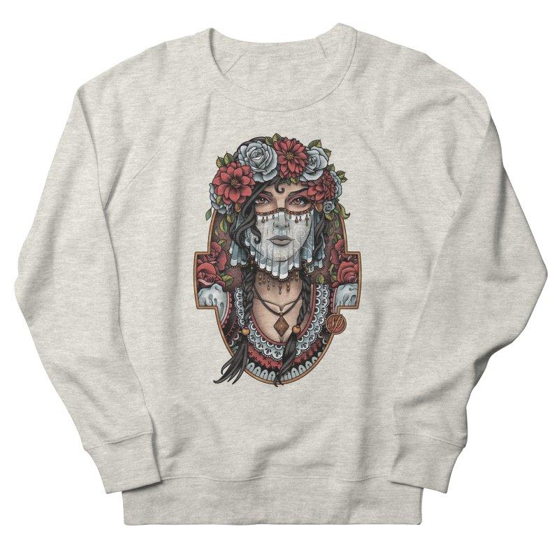 Beautiful Bride Men's Sweatshirt by Sam Phillips Illustration