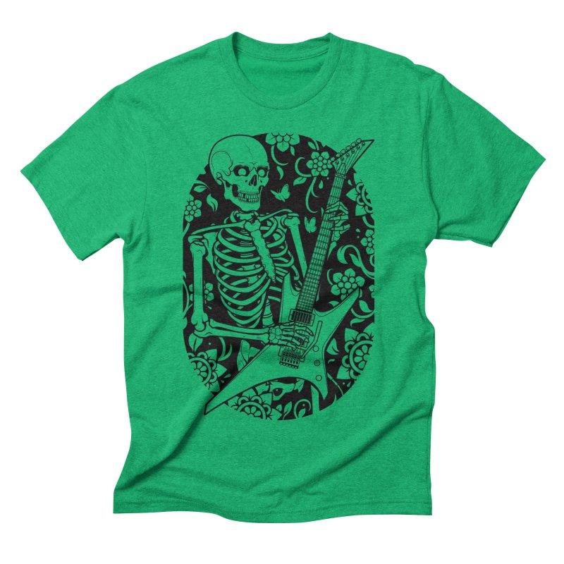 Skeleton Rocker   by Sam Phillips Illustration
