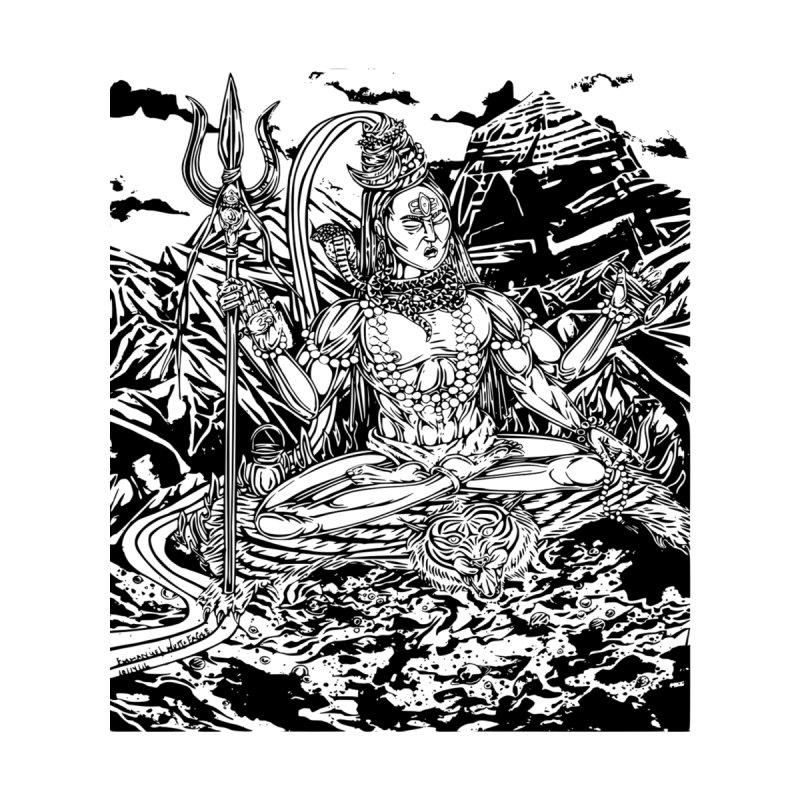 SHIVA THE CREATOR & DESTROYER None  by  SAMSKARA