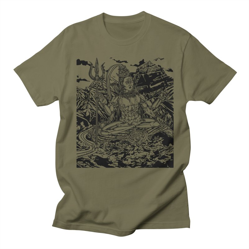 SHIVA THE CREATOR & DESTROYER Women's Unisex T-Shirt by  SAMSKARA