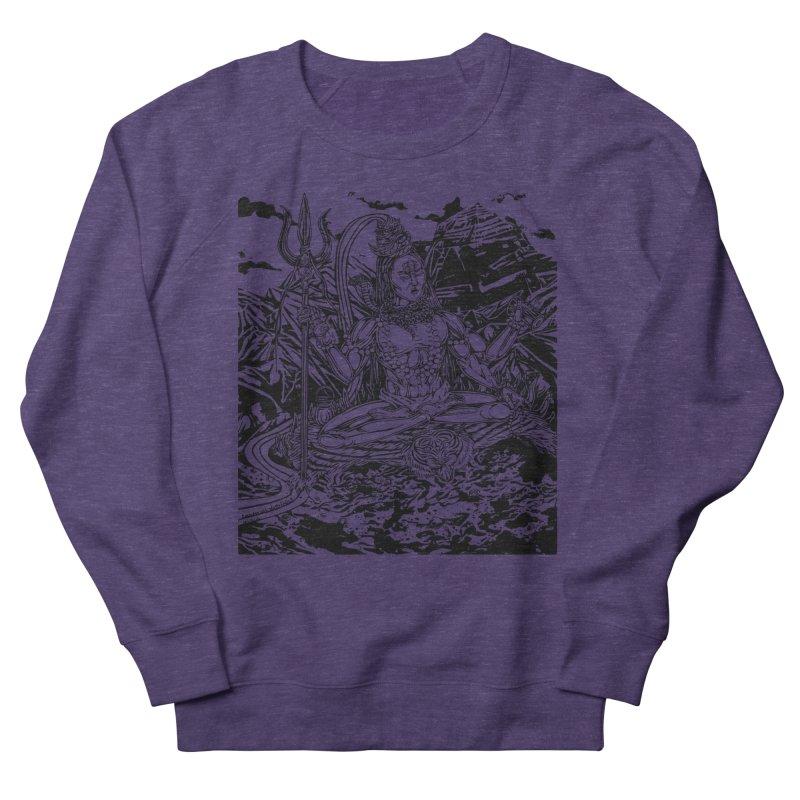 SHIVA THE CREATOR & DESTROYER Women's Sweatshirt by  SAMSKARA