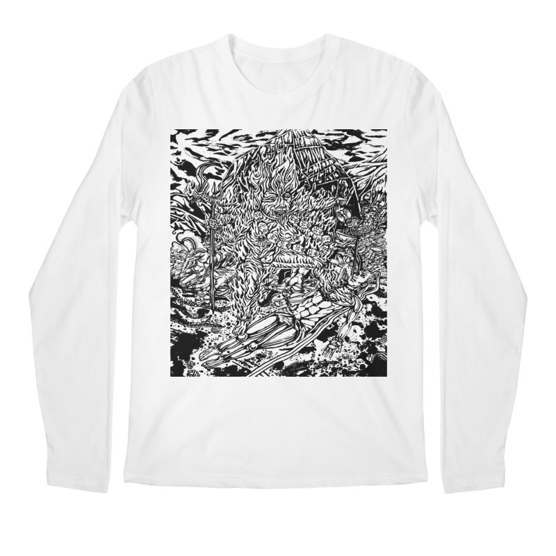 KALI Men's Regular Longsleeve T-Shirt by  SAMSKARA