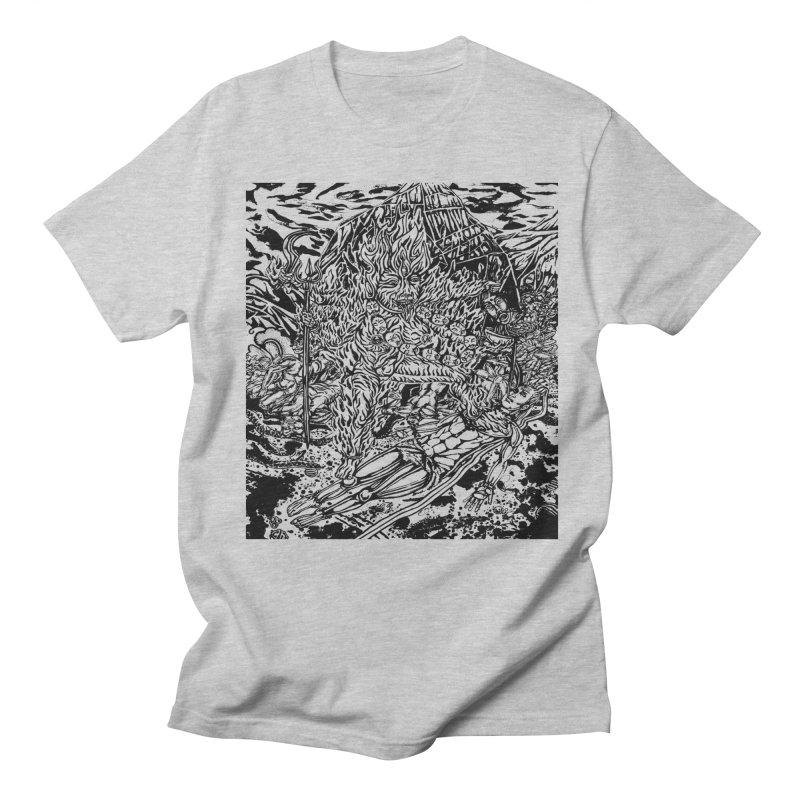 KALI Men's T-shirt by  SAMSKARA