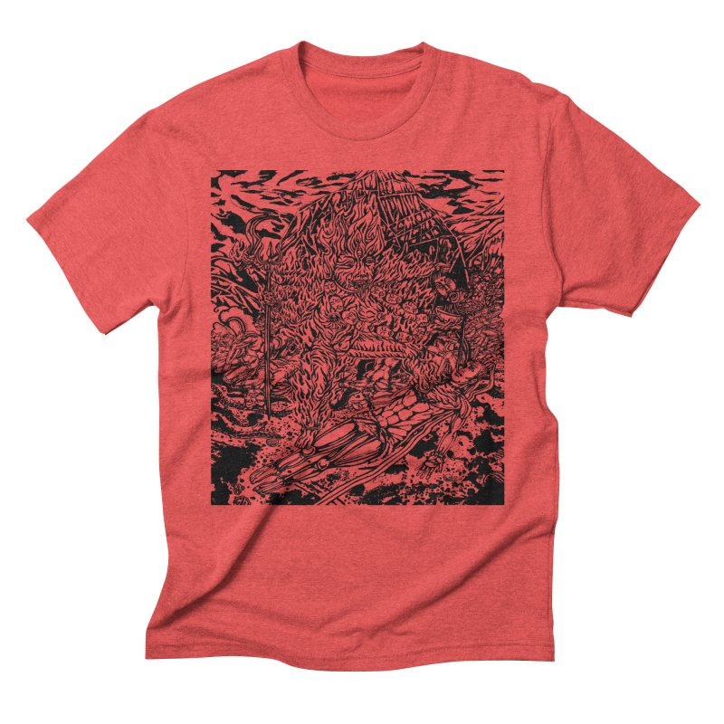 KALI Men's Triblend T-Shirt by  SAMSKARA