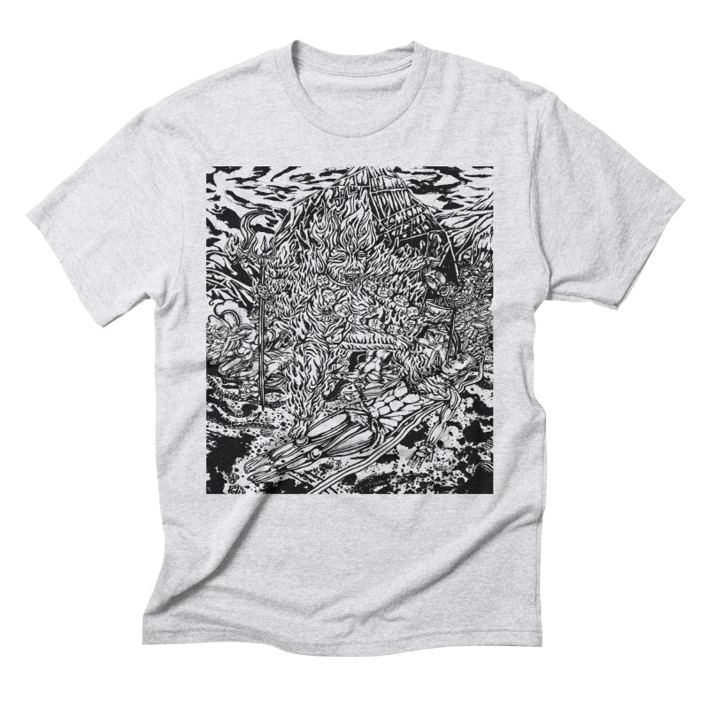 KALI Men's Triblend T-Shirt by  SAMSKARA