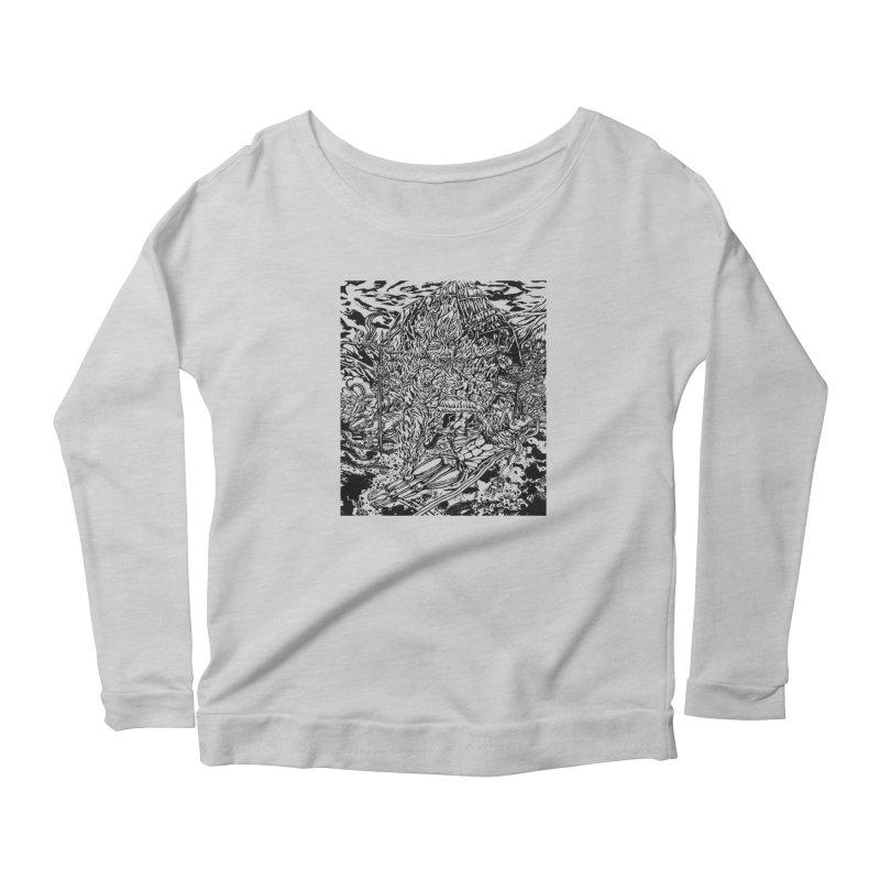 KALI Women's Longsleeve T-Shirt by  SAMSKARA
