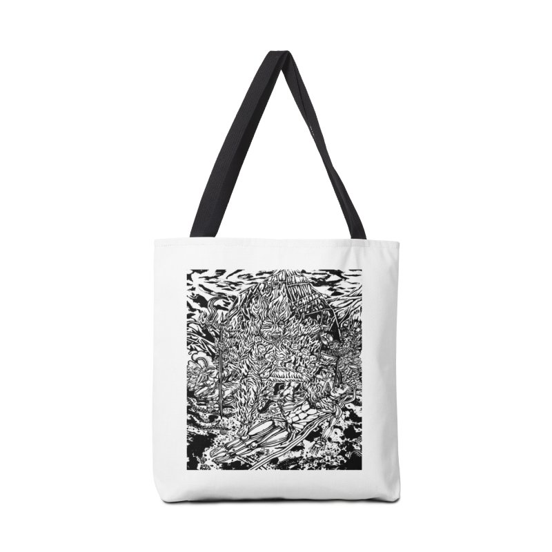 KALI Accessories Tote Bag Bag by  SAMSKARA